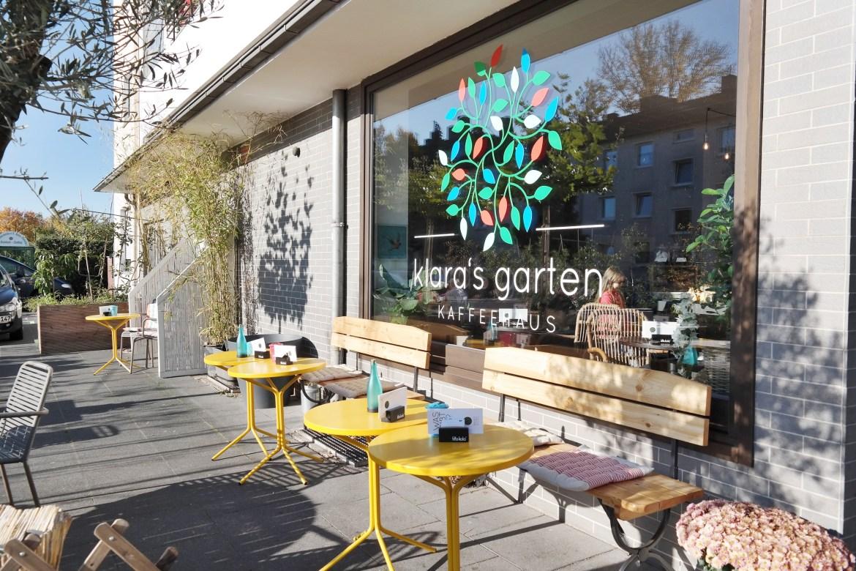 Klaras Garten Bonn Graurheindorf Frühstück Kaffeetrinken Torten Kuchen Cafe Missbonnebonne blog 7