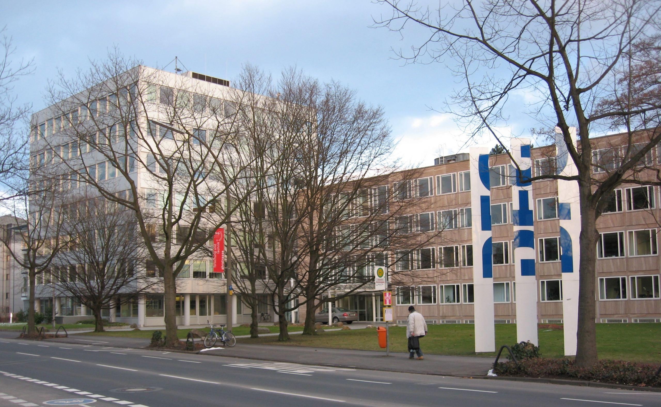 Geschäftsstelle der Deutschen Forschungsgemeinschaft in Bonn Bad Godesberg