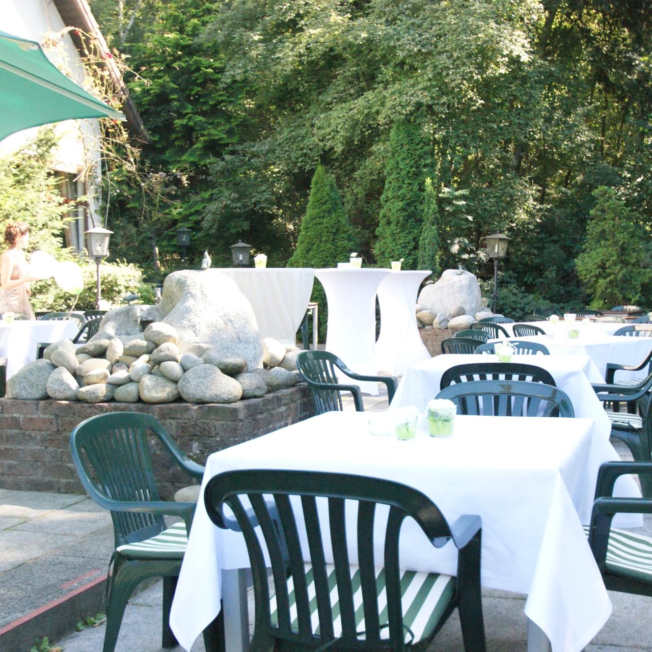 Wald Cafe Hotel Restaurant Bonn Terrace 1