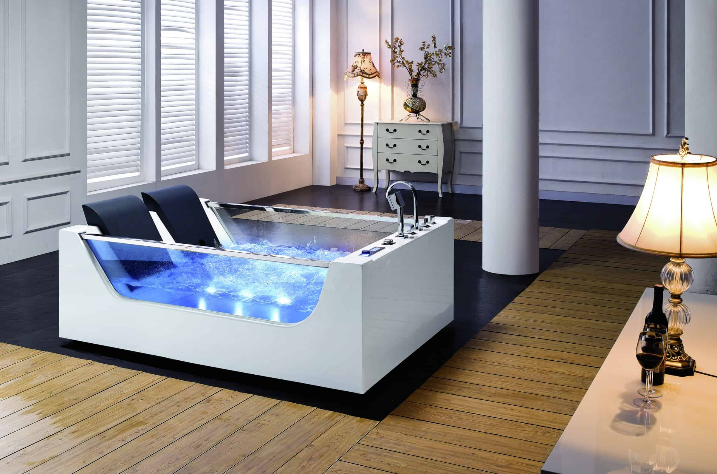 miami bath slide
