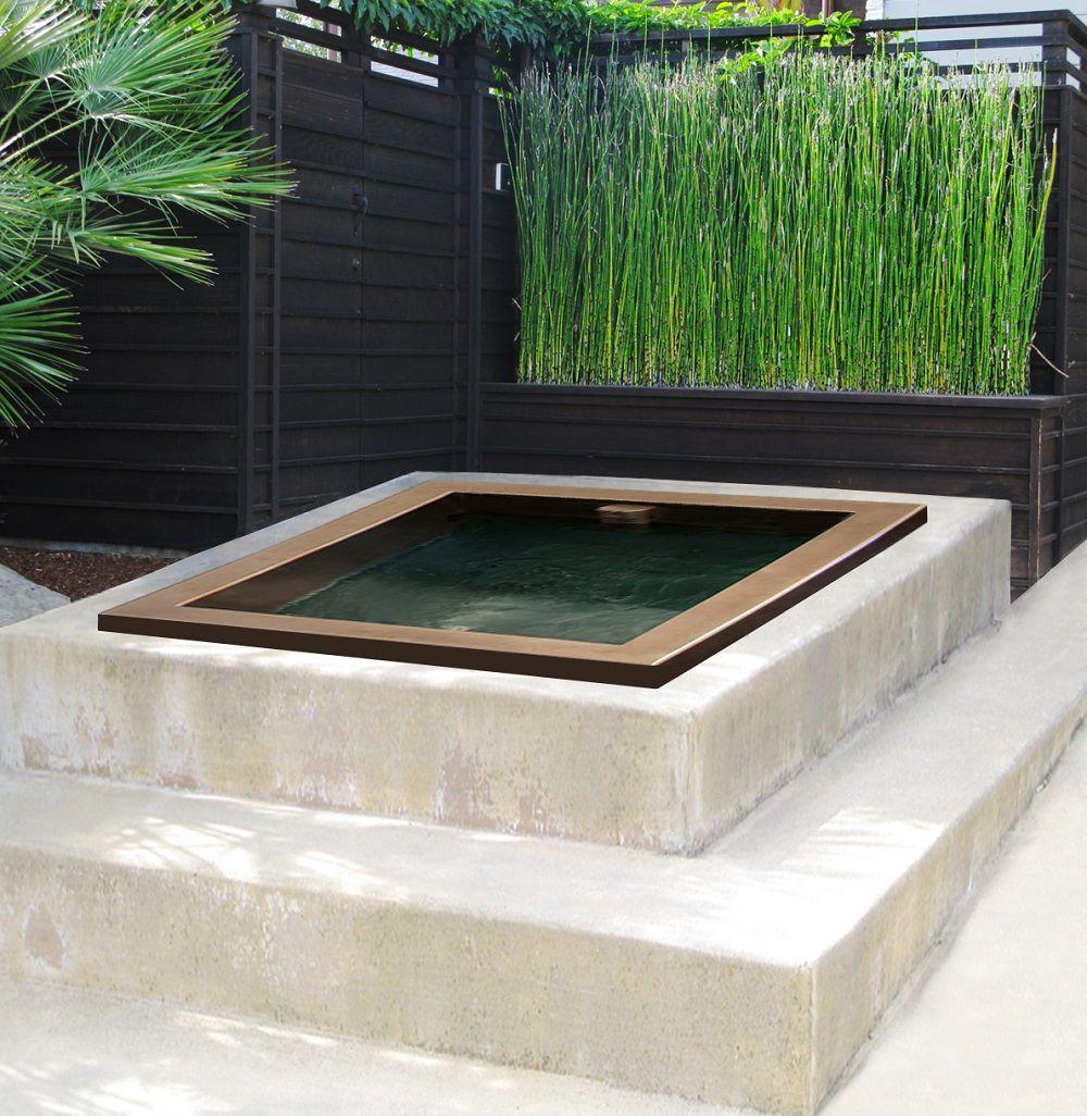 Jakusie Garten Genial Cold Plunge Pool Cold Tub & Spa