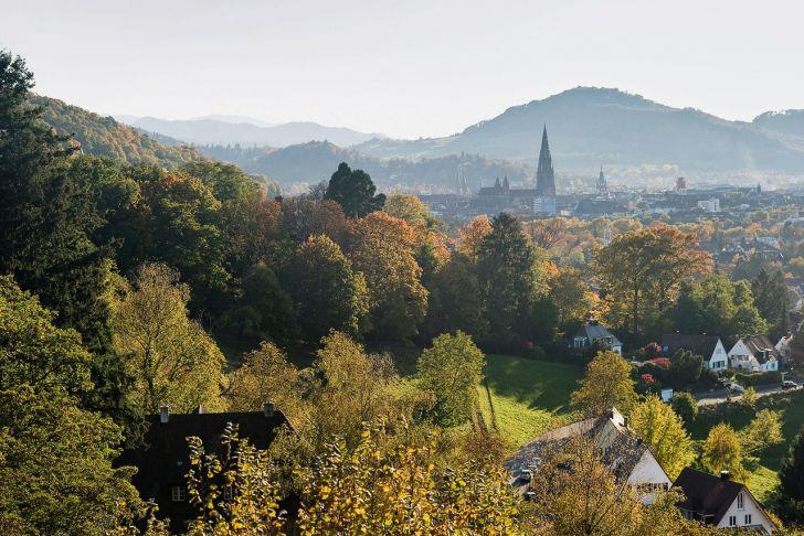 Japanischer Garten Freiburg Luxus A Drive Back Through Time In Germany S Black forest Wsj