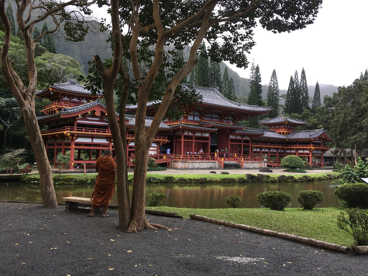 byodo in temple oahu