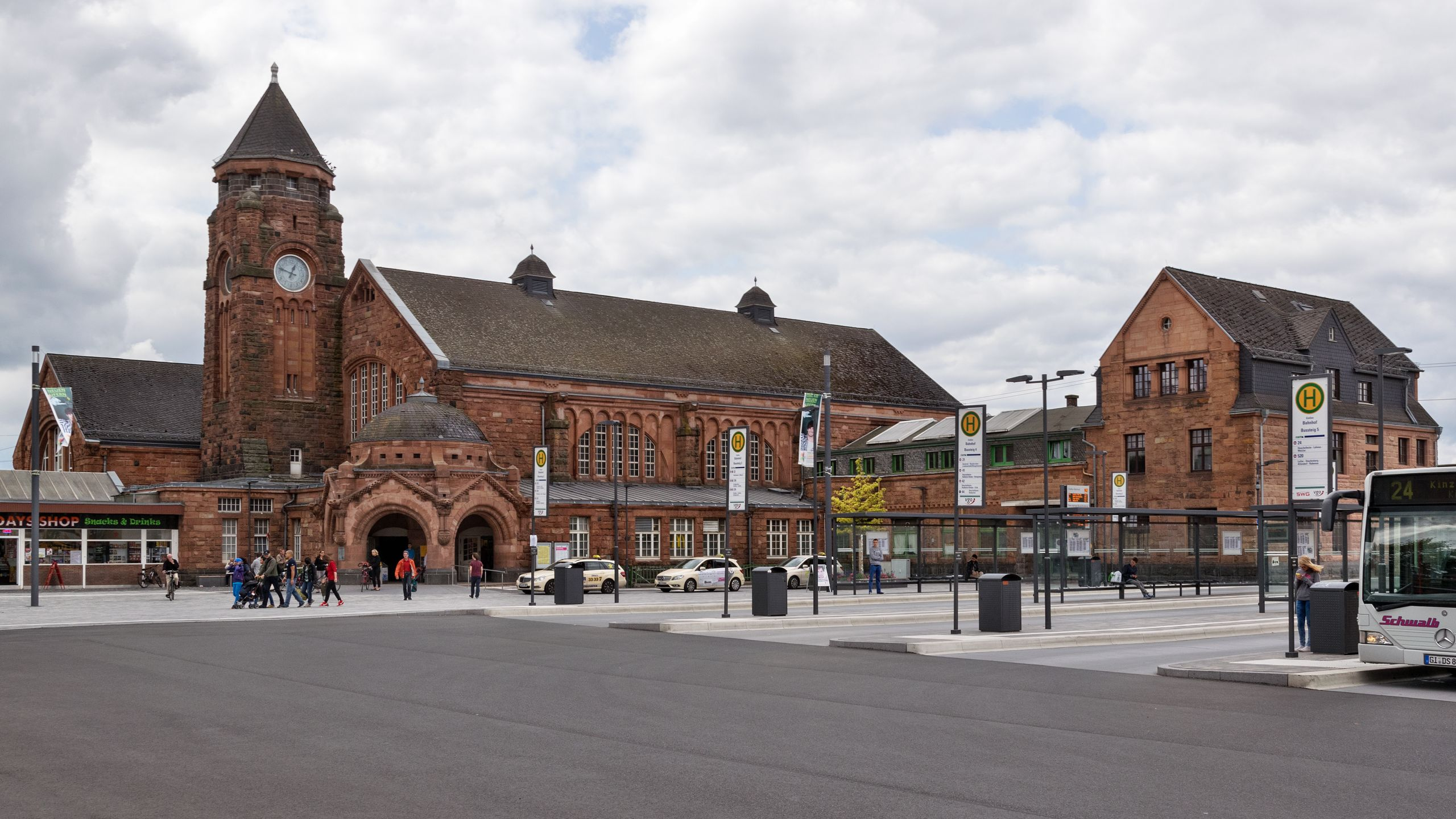 Bahnhof Gießen