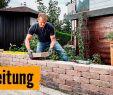 Kleine Garten Gestalten Frisch Gartenmauer Bauen Mit Mauersteinen