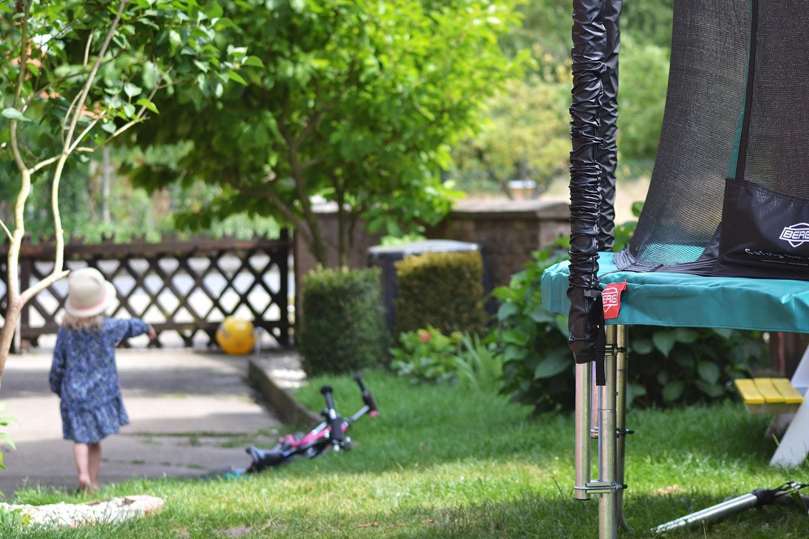 Kullakeks Unser Garten Kleiner Garten JPG