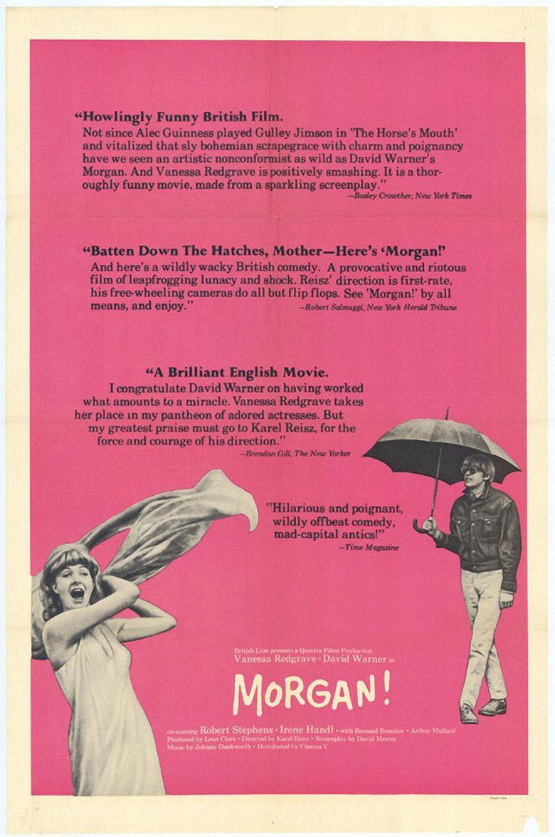 Morgan A Suitable Case for Treatment images 3684ef2e d4e4 4d58 8523 b7c3e1e48d3