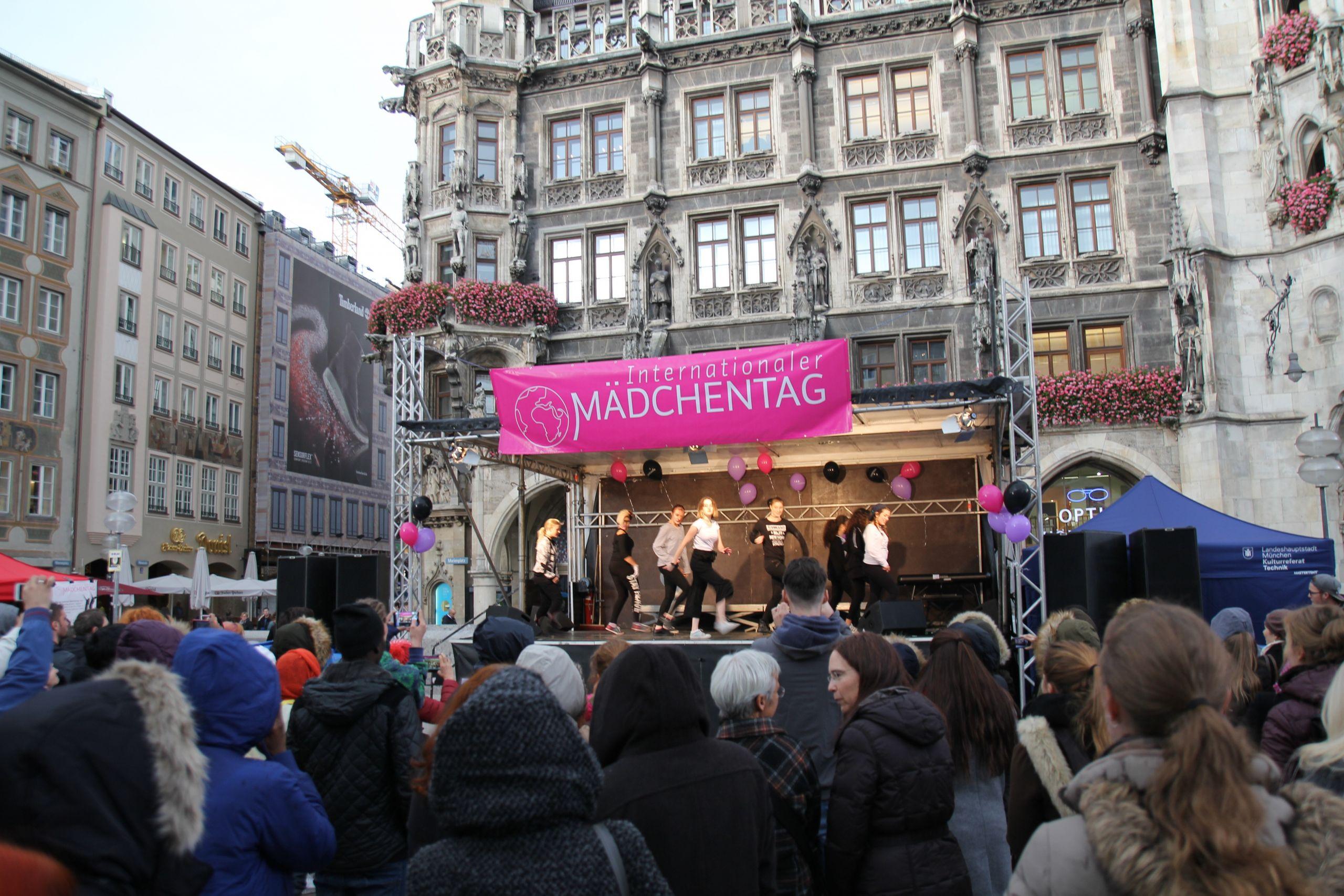 Foto IMT Marienplatz 2016
