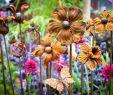 Kreative Ideen Gartendeko Holz Einzigartig 95 Rostige Gartendeko Ideen Für Ein Bezauberndes Vintage
