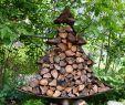 Kreative Ideen Gartendeko Holz Schön Pin Von ЛюдмиРа Ланина Auf Дровница