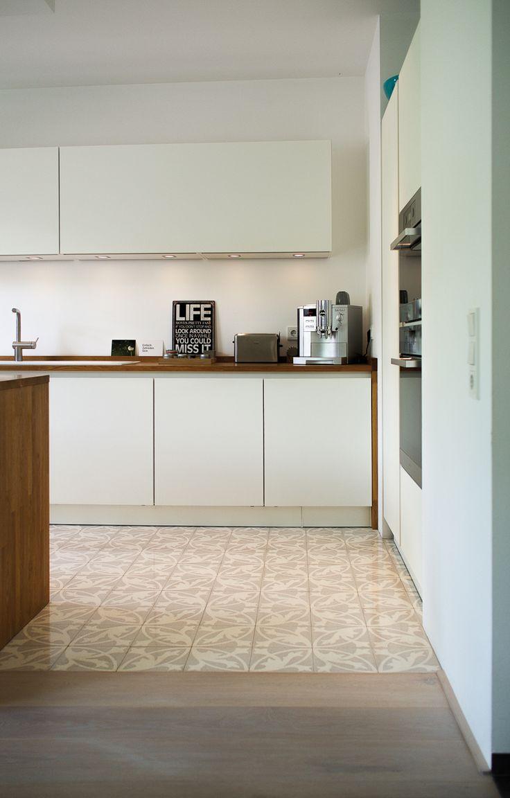 Küchenstühle Weiß Frisch Fliesen Kuche Grau