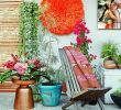 Loungemöbel Garten Luxus Desain Halaman Depan Dalam A Vintage 26 Ide Dekorasi