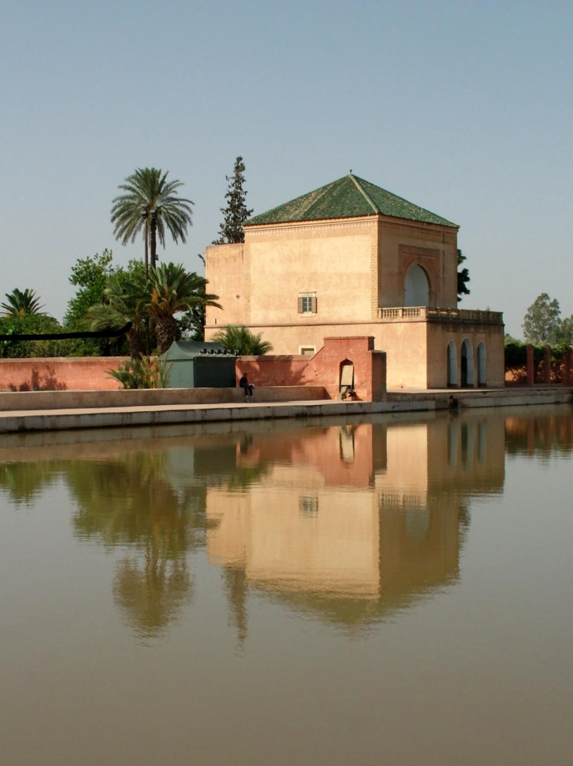 Menara Garden Morocco Marrakech