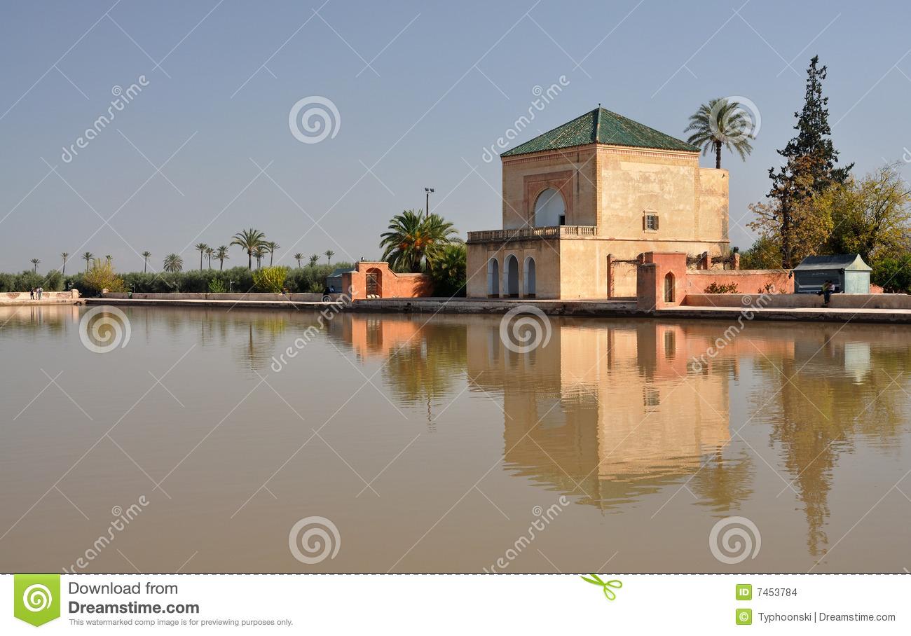 menara garden marrakech