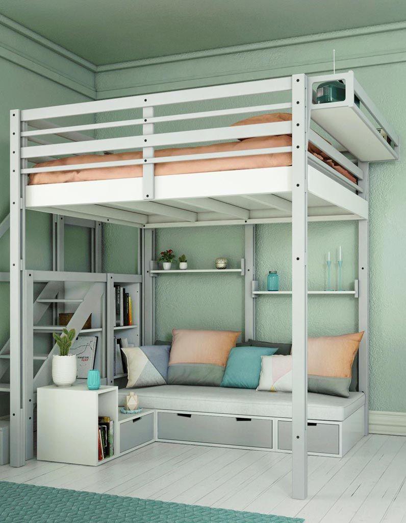 Möbelum Hochbett Neu 106 Best Ikea Loft Bed Images In 2020