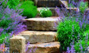 71 Einzigartig Natursteintreppe Garten
