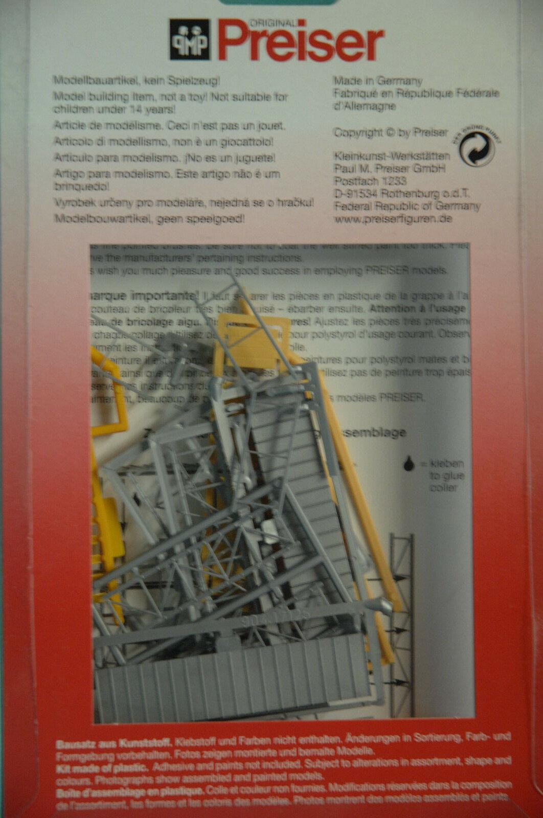 Palettenregal Garten Neu Preiser Palettenregal Bausatz Für H0