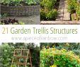 Permakultur Garten Anleitung Einzigartig 24 Easy Diy Garden Trellis Ideas & Plant Structures