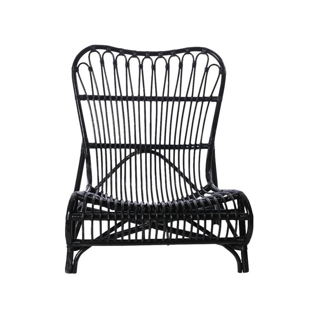 original rattan lounge chair