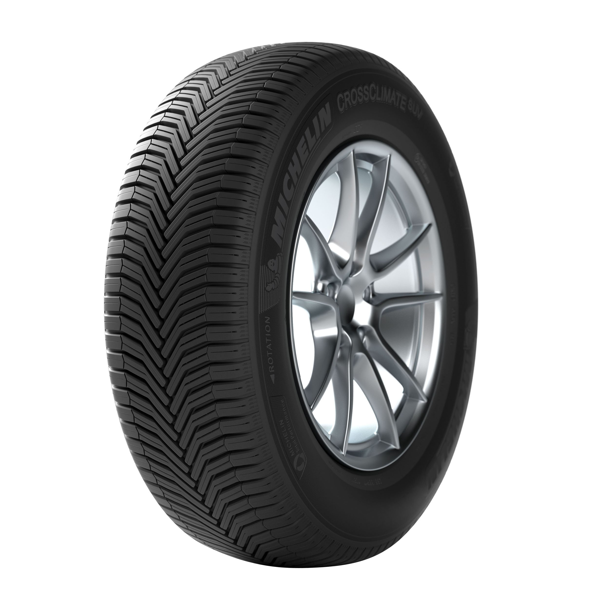 1x r19 michelin crossclimate suv 107y 2019 all season