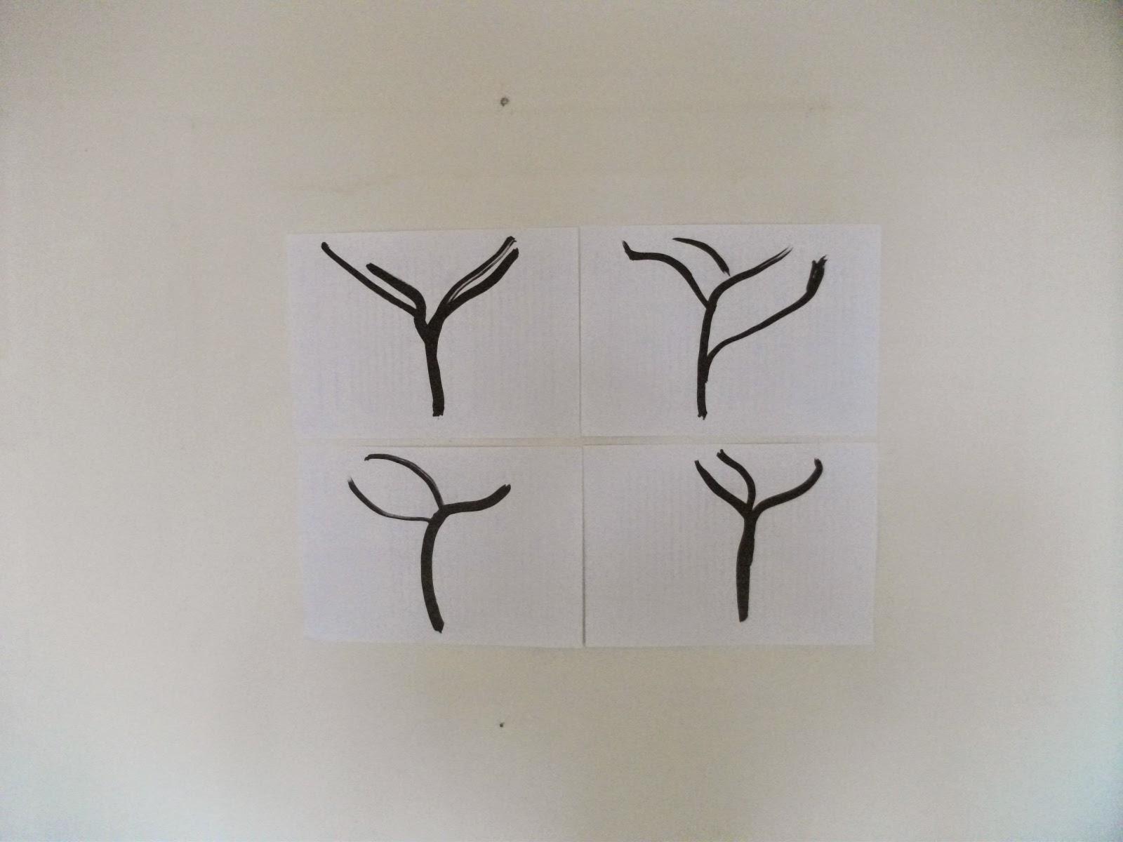 Tree black ink paper JPG