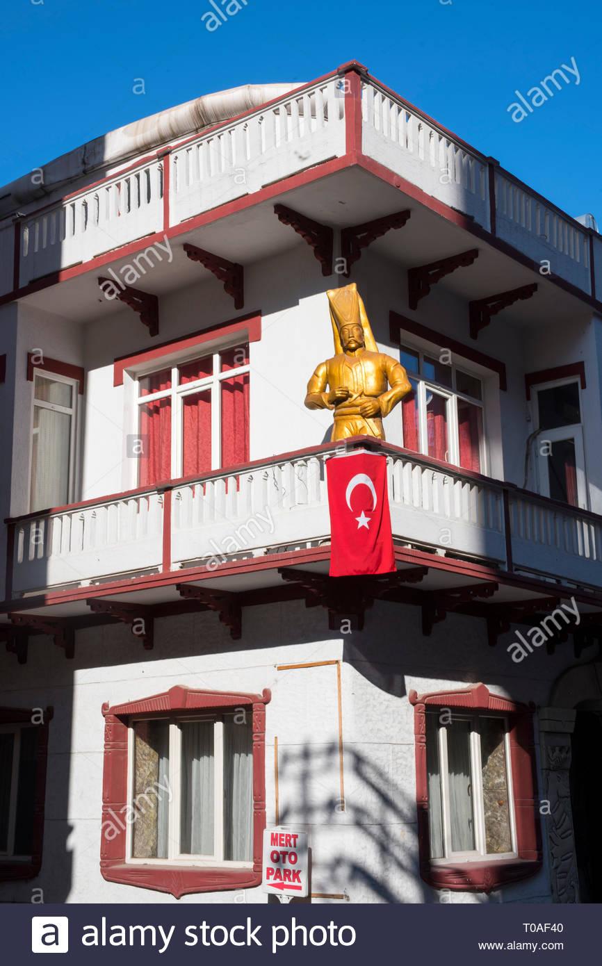 trkei antalya aycan hotel in der 459 sokak 3a einer seitenstrasse der sarampol caddesi T0AF40