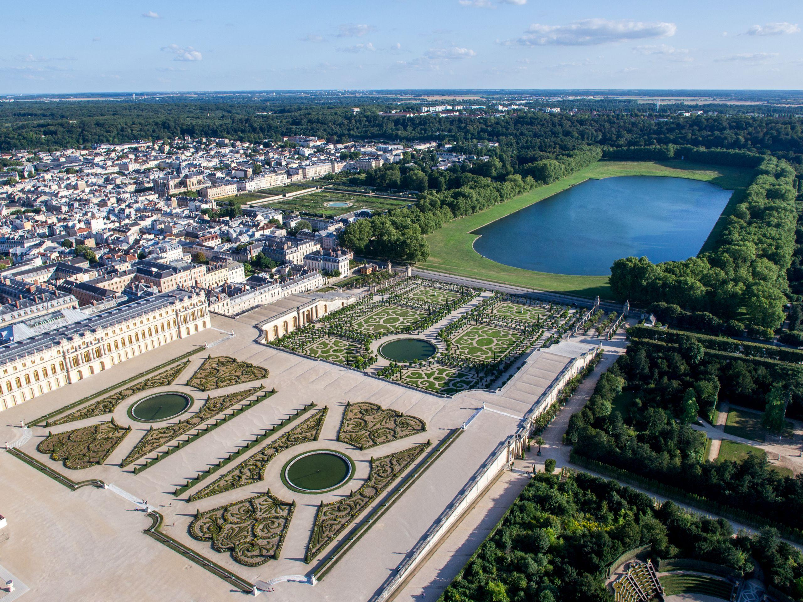 Schloss Versailles Garten Best Of File Vue Aérienne Du Domaine De Versailles Par toucanwings