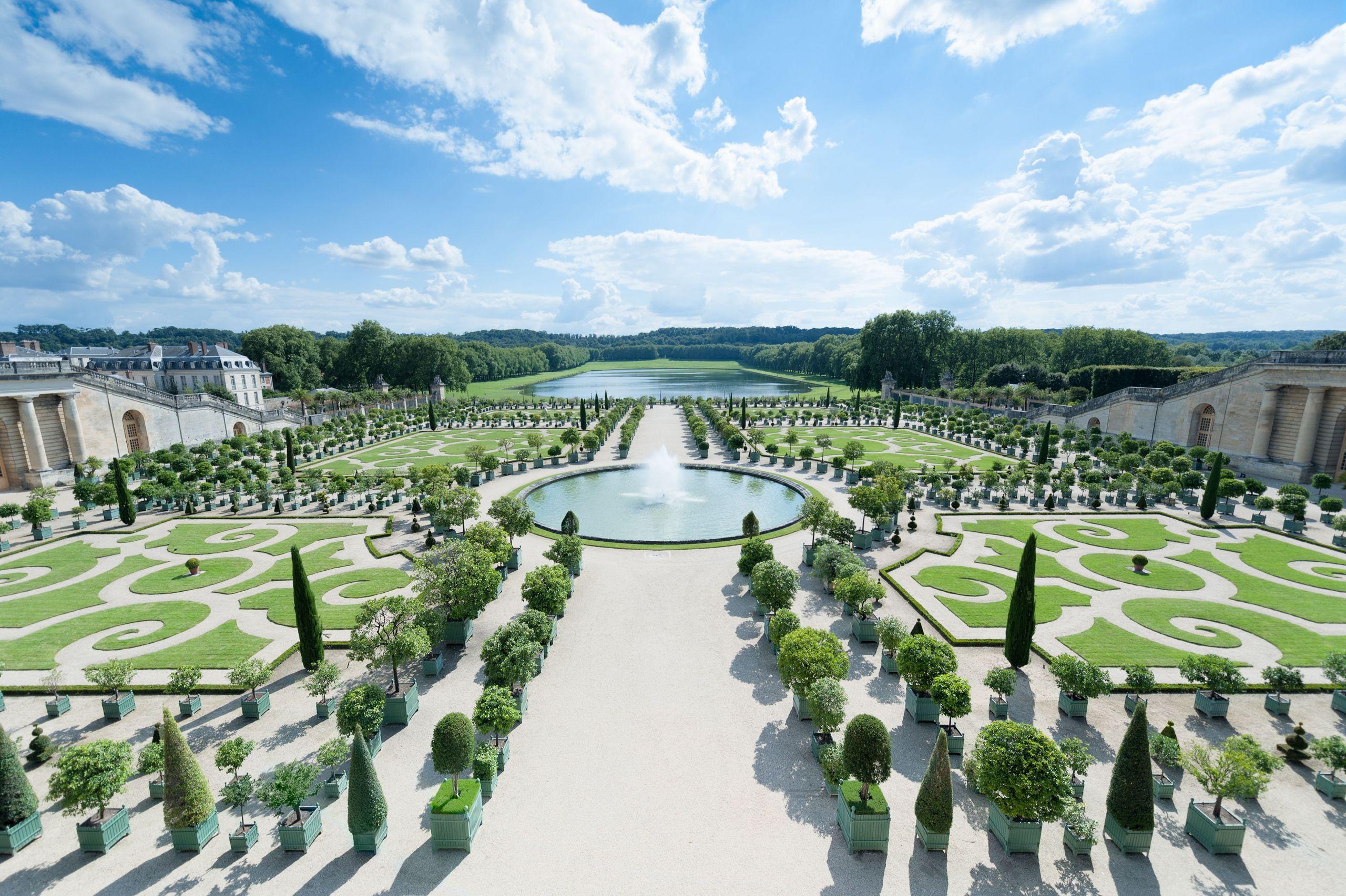 versailles gardens orangerie fddaad52b0011a6a0a4