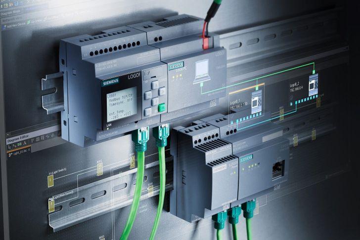 Siemens Logo forum Elegant Logo Logic Module Simatic Controllers