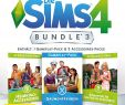Sims 3 Design Garten Accessoires Best Of Die Sims 4 Bundle Pack 3 Download Code [german Version