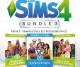 Sims 3 Design Garten Accessoires Best Of Die Sims 4 Bundle Pack 3 Download Code [german Version