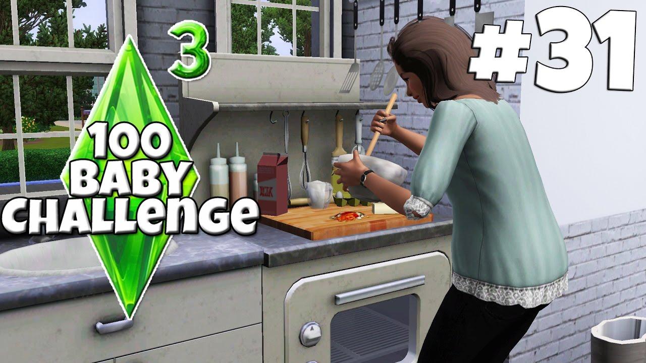 Sims 3 Design Garten Accessoires Einzigartig Doppelter Geburtstag Die Sims 3 100 Baby Challenge Part 31 Simfinity