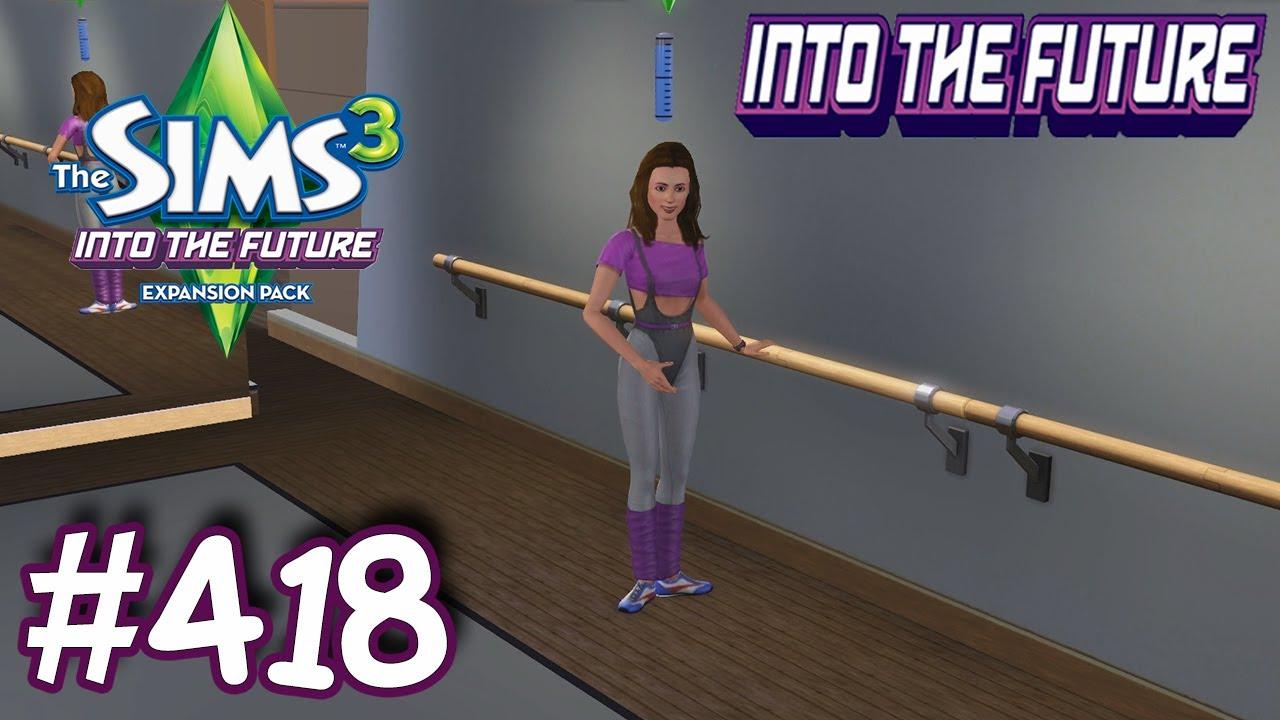 Sims 3 Design Garten Accessoires Frisch Die Sims 3 Into the Future 418 Ballettunterricht Im Skylight Studio Die Sims 3 Let S Play