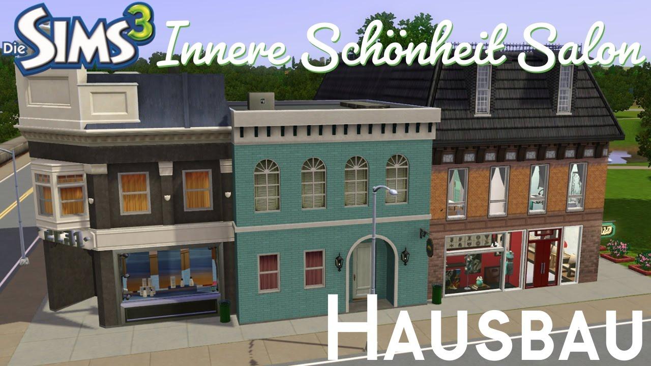 """Sims 3 Design Garten Accessoires Frisch Sims 3 Hausbau """"innere Schönheit"""" Salon & Spa"""