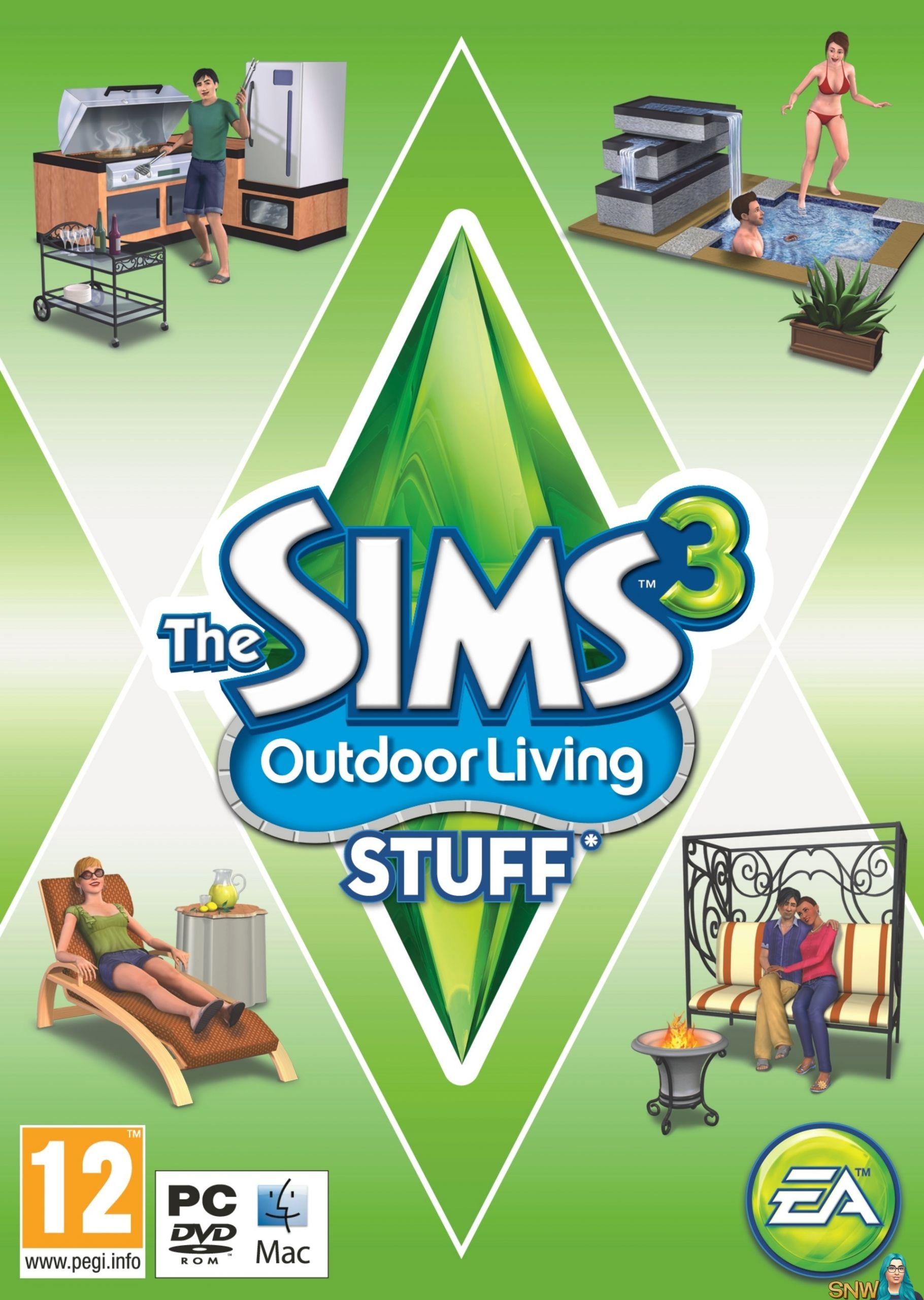 Sims 3 Design Garten Accessoires Genial Buy the Sims 3 Outdoor Living Stuff Ficial Website