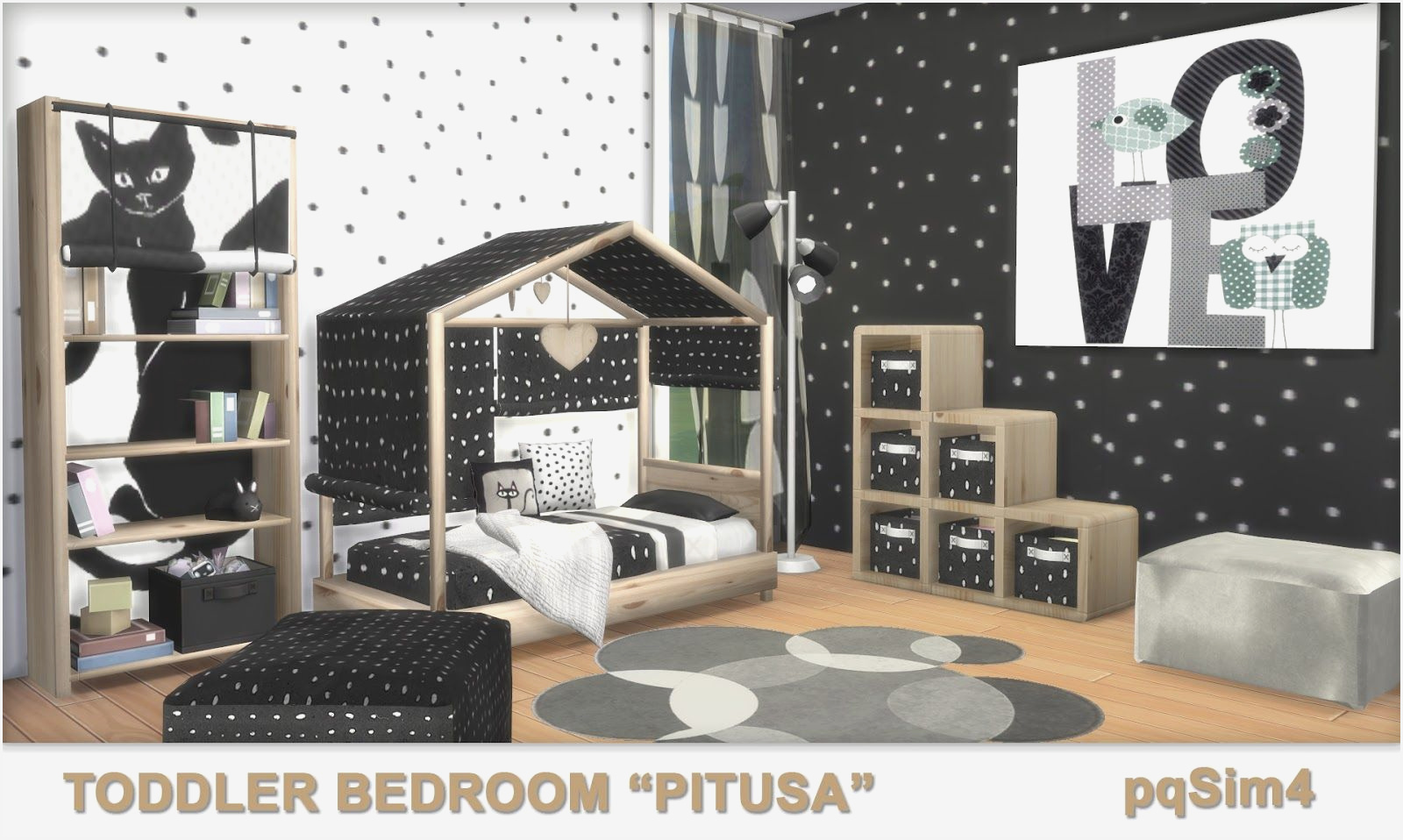 Sims 3 Design Garten Accessoires Genial Sims 3 Cc Kinderzimmer Kinderzimmer Traumhaus Dekoration