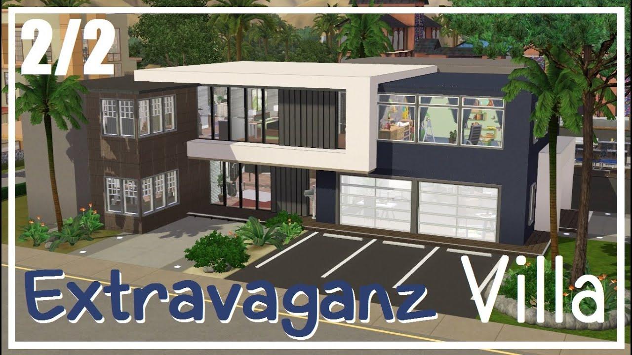 Sims 3 Design Garten Accessoires Genial Sims 3 Hausbau Extravaganz Villa [2 2]