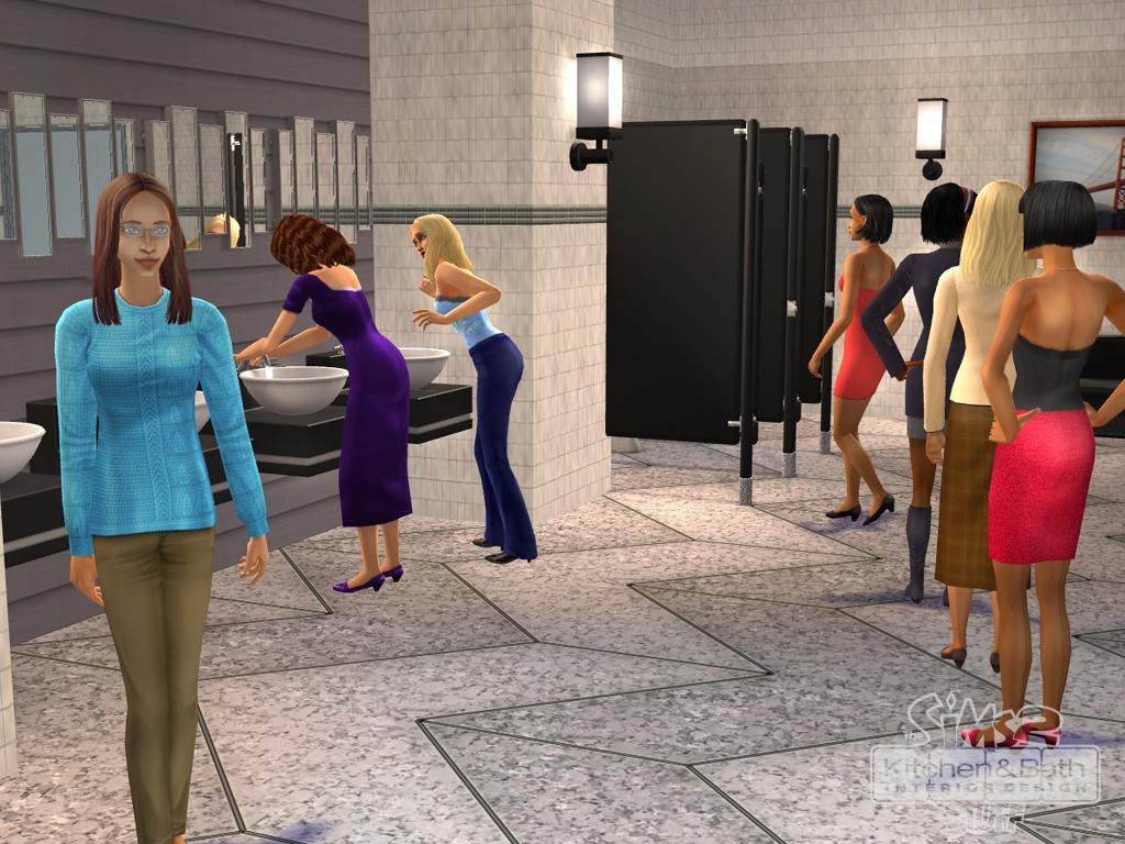 Sims 3 Design Garten Accessoires Luxus the Sims 2 Kitchen & Bath Interior Design Stuff