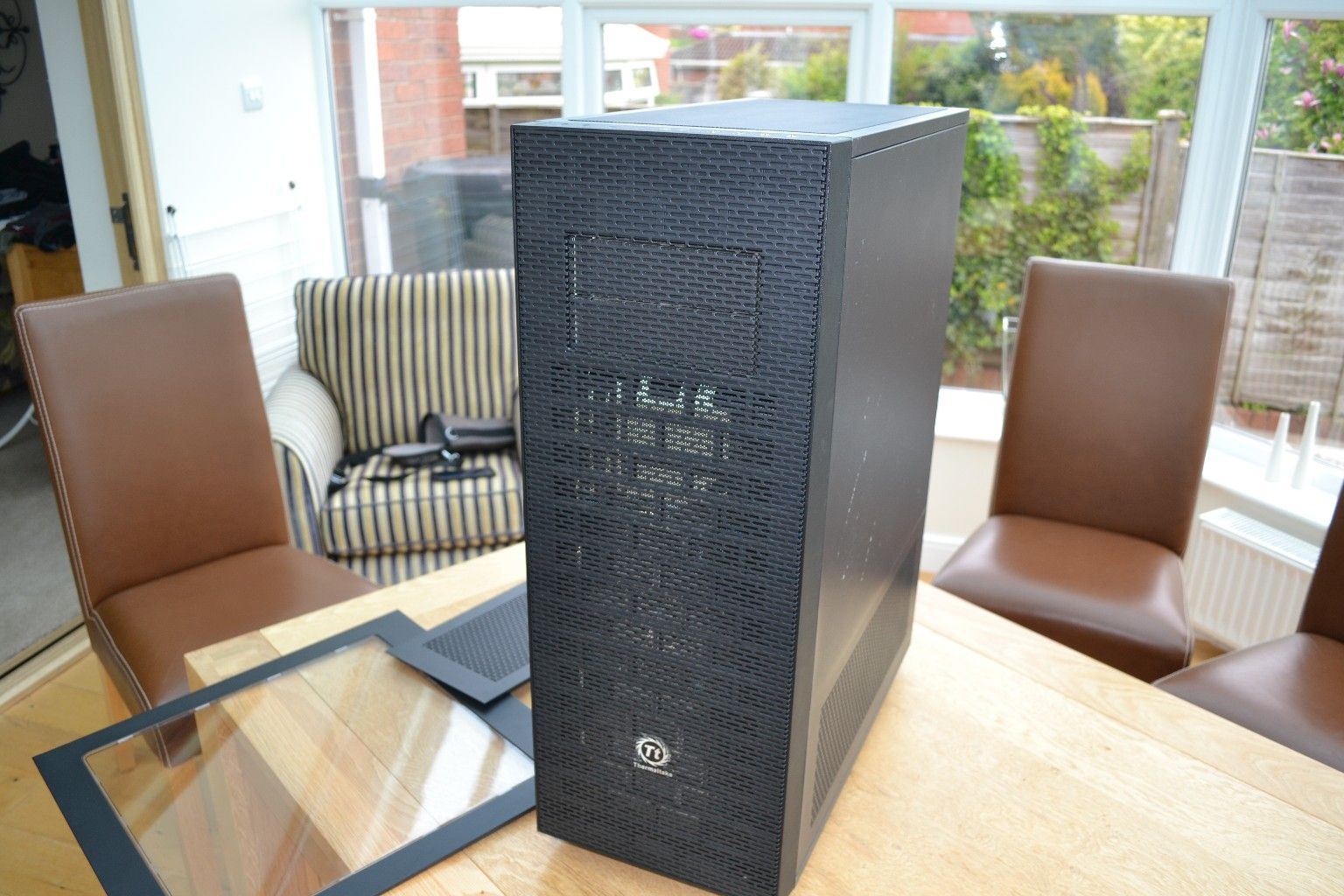 Sims 3 Design Garten Accessoires Neu Pc Case thermaltake X71