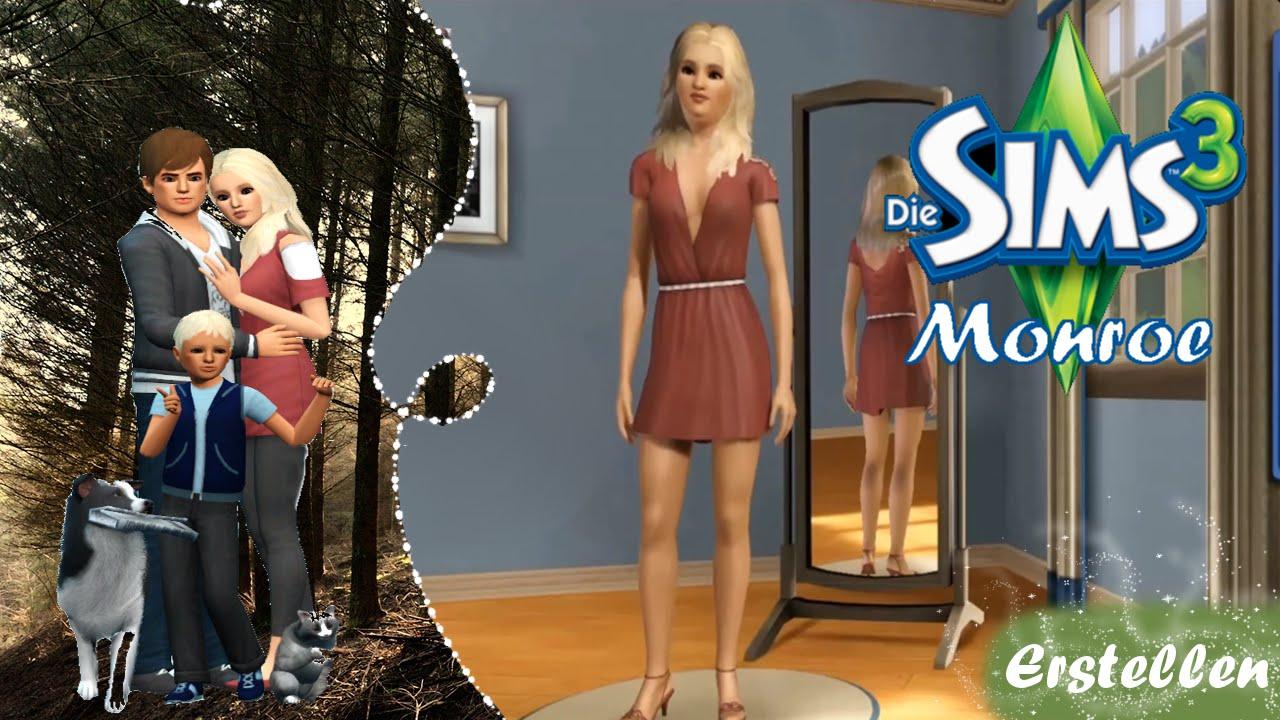 Sims 3 Design Garten Accessoires Neu Sims 3 👪 Erstelle Einen Haushalt ● Familie Monroe [deutsch Hd]