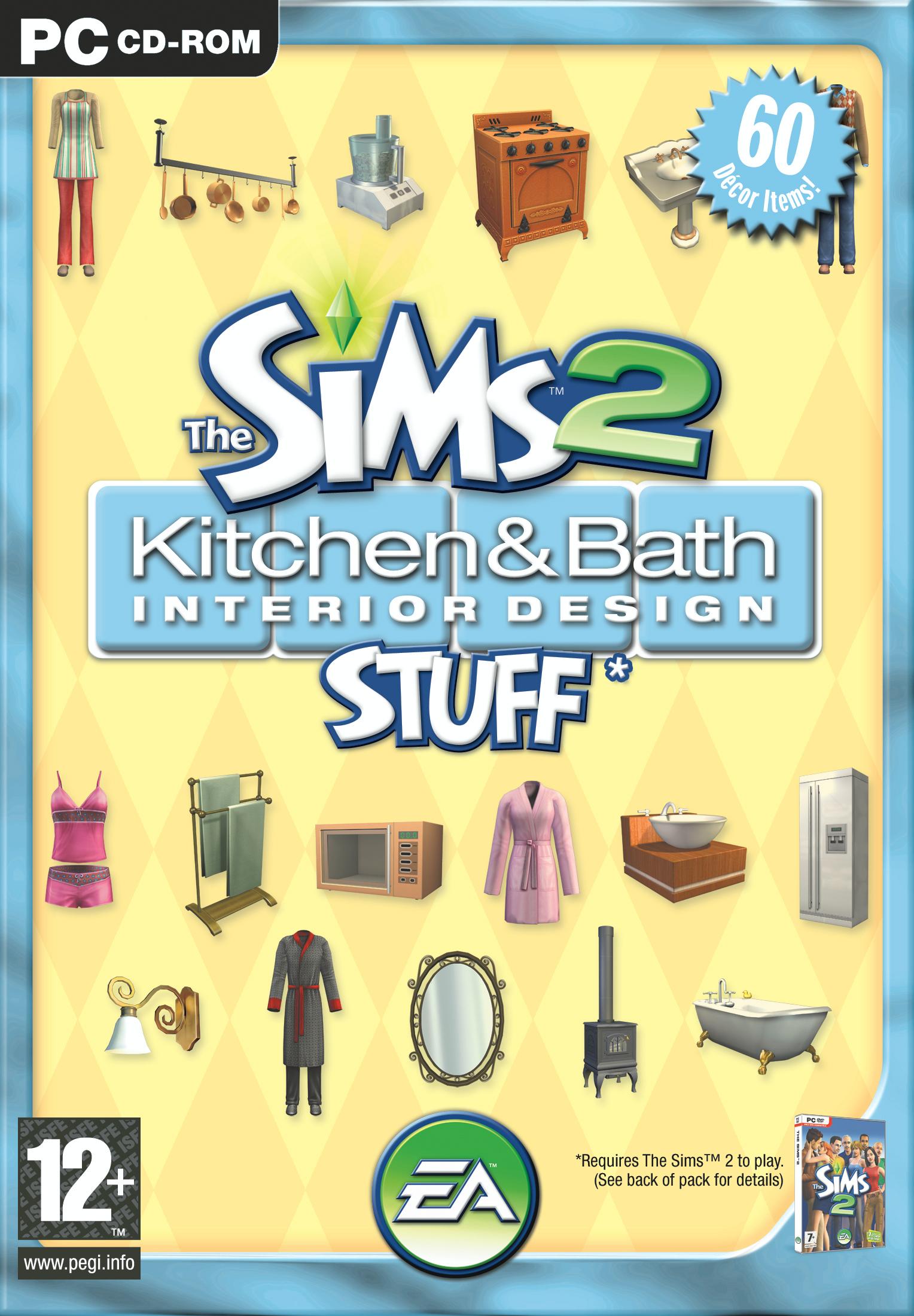 Sims 3 Design Garten Accessoires Neu the Sims 2 Kitchen & Bath Interior Design Stuff