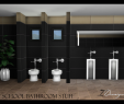 Sims 3 Design Garten Accessoires Schön Bw School toilet and Urinal New Meshes