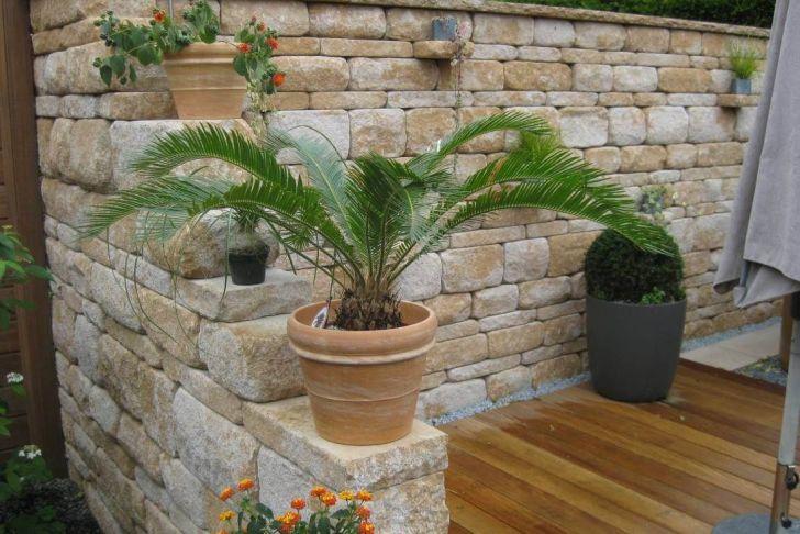 Sitzecke Garten Mauer Neu Santuro Mauer Galabau Mähler Betonmauer