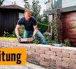 Sitzecke Garten Mauer Schön Gartenmauer Bauen Mit Mauersteinen