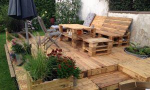 46 Genial Sitzecke Garten Selber Bauen