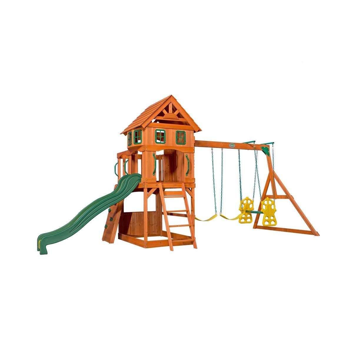 garten spielplatz luxus backyard spielturm atlantic holz mit schaukel und rutsche of garten spielplatz