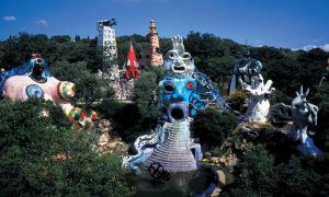 87 Einzigartig Tarot Garten toskana