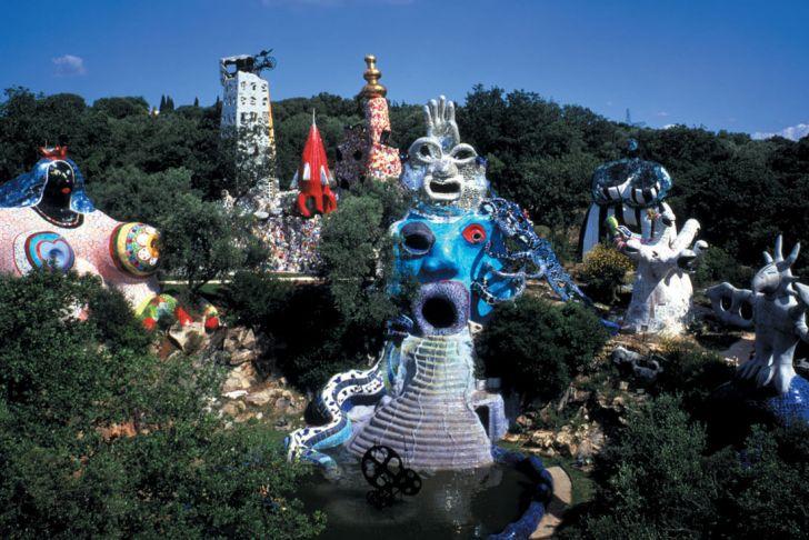 Tarot Garten toskana Luxus Home the Tarot Garden Ficial Website
