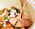 Teak Gartenbank Frisch Eco Teak Salad Servers