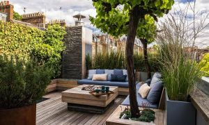 63 Luxus Terrasse Balkon